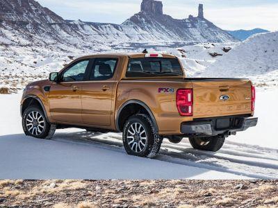 2019 Ford Ranger dualzone ()