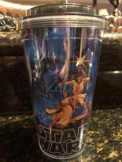 Brand New With Tag - Star Wars Tall Cup. Perfect Condition, Never Used