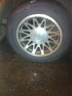 Looking for a 2002 Lincoln Town Car Stock Rim If you have one for sale contact