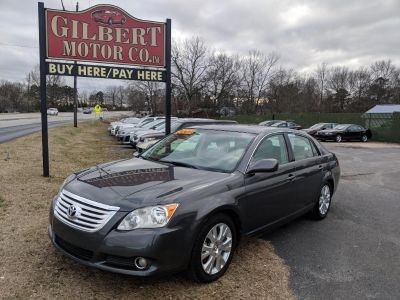 2009 Toyota Avalon Limited (Grey)