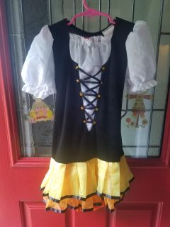 Size Large monarch butterfly costume