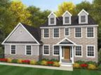 The Mansfield Traditional by Keystone Custom Homes: Plan to be Built