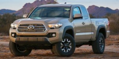 2019 Toyota Tacoma TRD Off Road (Midnight Black Metallic)