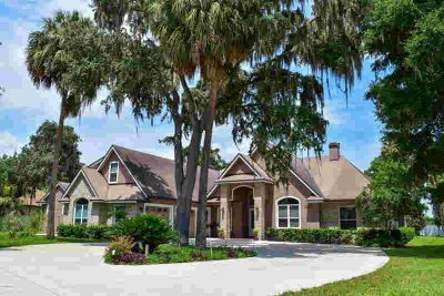 10932 N River Ranch Path Crystal River Four BR, Paradise found!