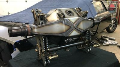 "Advanced Chassis Megatron Fab 9"" Rear End Housing"