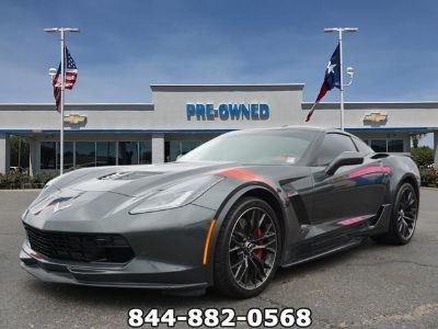 2018 Chevrolet Corvette Z06 3LZ (Watkins Glen Gray Metallic)