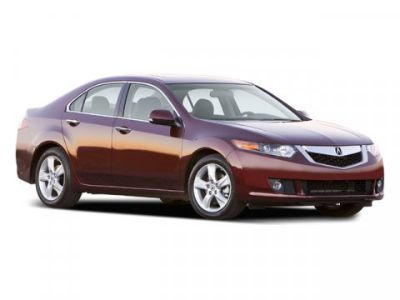 2009 Acura TSX Base (Crystal Black Pearl)