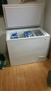GE Chest Freezer Nice Clean Condition