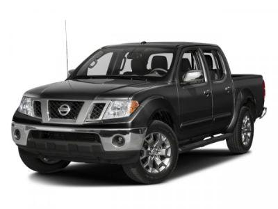 2018 Nissan Frontier SE V6 (BLANCO)
