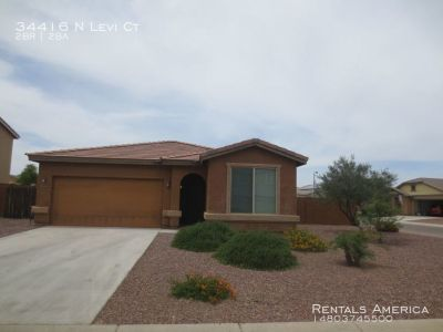 1. 2. 3. GO - Move in Ready Home in Queen Creek!