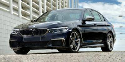 2019 BMW 5-Series M550i xDrive (Alpine White)