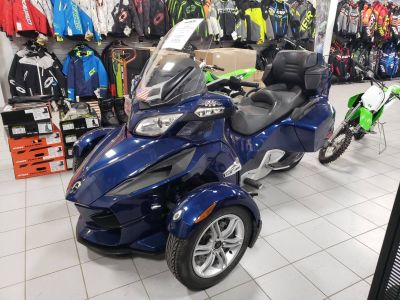 2010 Can-Am Spyder RT-S SM5 3 Wheel Motorcycle Kaukauna, WI