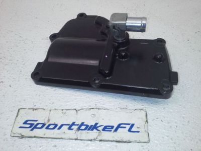 Purchase 08-11 KAWASAKI NINJA ZX14 ZX 1400 ZX14R ENGINE MOTOR COVER BREATHER CASE BODY motorcycle in Kissimmee, Florida, United States, for US $22.95