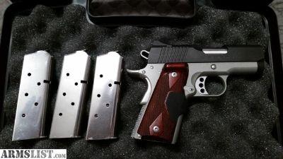 For Sale: Kimber Ultra Crimson Carry II