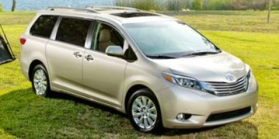2015 Toyota Sienna LE 8-Passenger (Gray S)