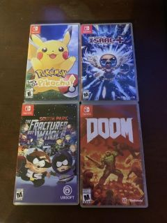 Switch Games!