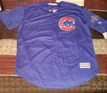 Chicago Cubs jersey #Rizzo #44
