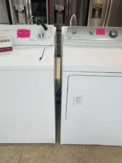 Maytag Kenmore washer and dryer set
