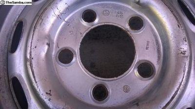 4.5x15 Kpz Steel Wheels 1-65 & 11-65