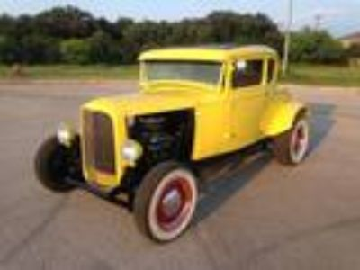 1931 Ford Model A Coupe Hot Rod