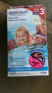 40-80 lbs extra soft fabric arm floats