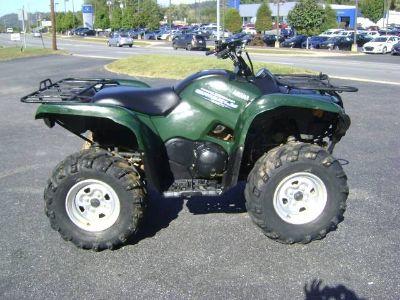 2011 Yamaha Grizzly 550 FI Auto. 4x4 EPS Utility ATVs Asheville, NC