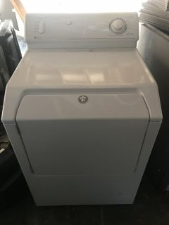 Used electric dryer