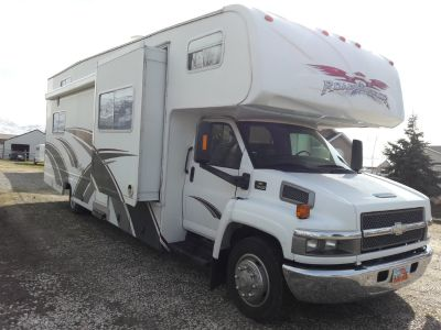 2008 Road warrior 3400 RWT
