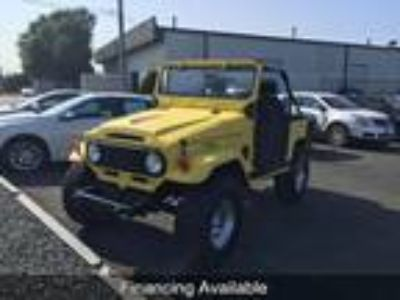 Used 1967 TOYOTA LANDCRUISER S/W For Sale