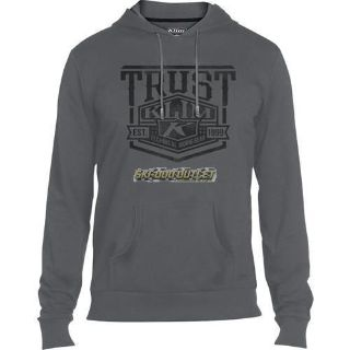 Find KLIM Trust Hoody - Gray motorcycle in Sauk Centre, Minnesota, United States, for US $54.99