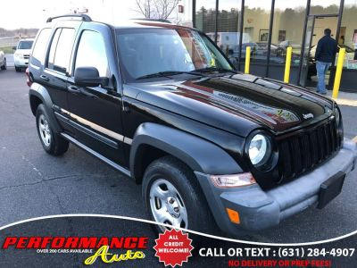 2007 Jeep Liberty Sport (Black)