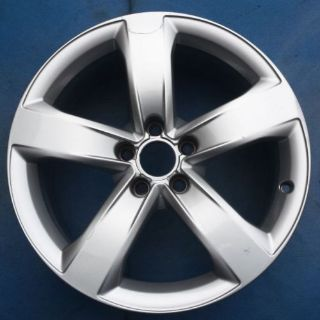 Sell ONE 18x8 2012 AUDI A6 FACTORY OEM WHEEL RIM 58893 SILVER motorcycle in Walled Lake, Michigan, United States, for US $139.00