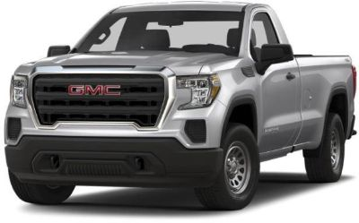 New 2019 GMC Sierra 1500 Crew Cab Pickup