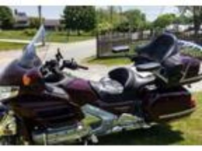 2006 Honda Gold-Wing-1800 Touring in Dartmouth, MA