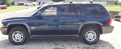 2002 Dodge Durango with 4x4 and only 129xxx miles