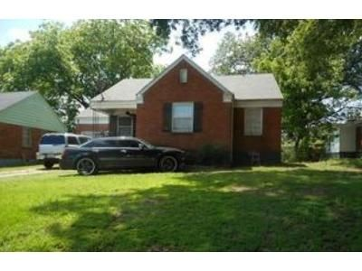 3 Bed 1 Bath Foreclosure Property in Memphis, TN 38114 - Semmes St