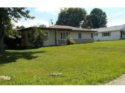 3 Bed 1 Bath Foreclosure Property in Greensburg, IN 47240 - E 5th St