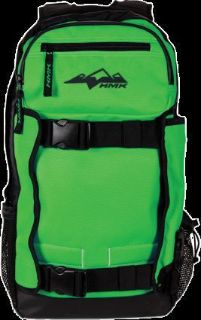 Purchase HMK Backcountry 2 Backpack Green motorcycle in Holland, Michigan, United States, for US $82.88