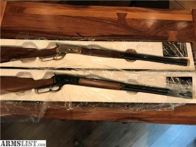 For Sale: Browning 1886 Serial Set 45-70 UNFIRED! with BOX