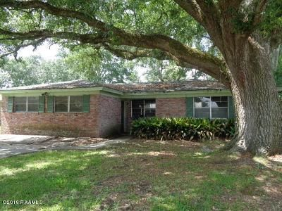 3 Bed 2 Bath Foreclosure Property in New Iberia, LA 70563 - South Dr