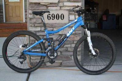 $400 Used Giant Yukon FX (Rapid City)