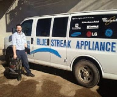 Blue Streak Appliance
