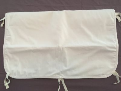 NEW Summer Infant Waterproof Full Length Crib Pad