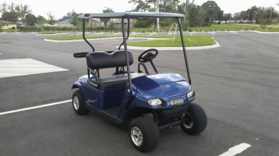 2014 E-Z-Go TXT Electric Golf Golf Carts Lakeland, FL
