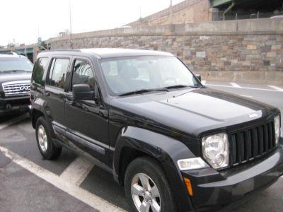 2010 Jeep Liberty Sport (Black)