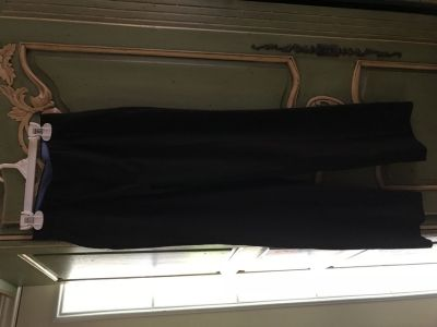 Boys black dress pants