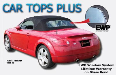 Find 2000-2006 Audi TT Roadster Convertible Top With Heated Glass in Stayfast Cloth motorcycle in Santa Ana, California, US, for US $399.00