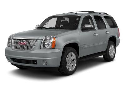 2014 GMC Yukon SLT (Onyx Black)
