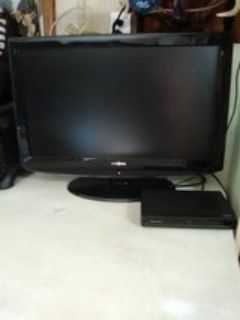 "30"" flat screen TV insignia"