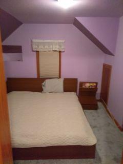 2 bedroom / full bath